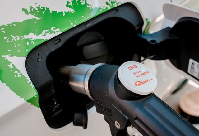 Gas naturale, carburante sempre più green
